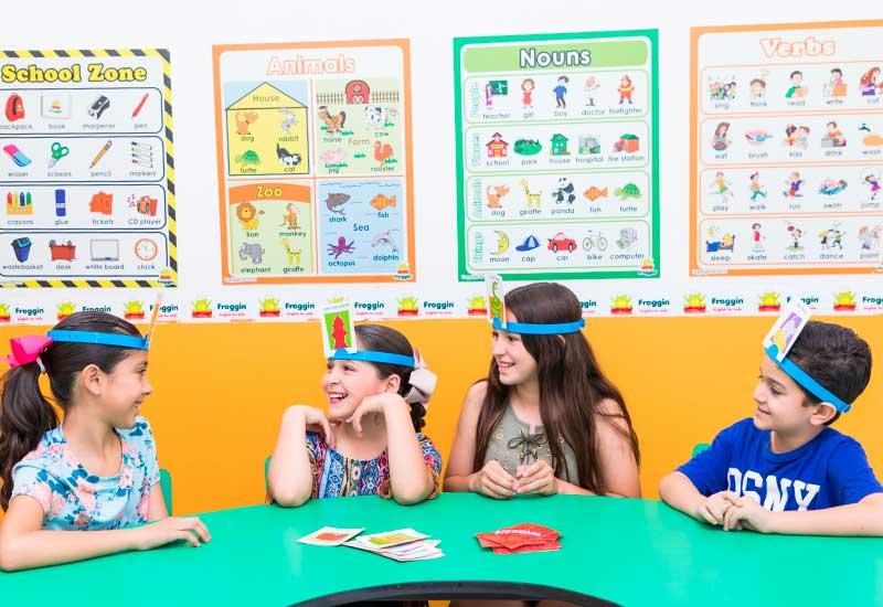 Escuela de ingles para niños_Monterrey